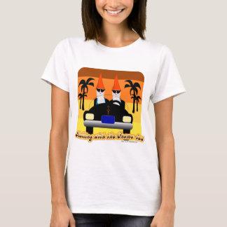 Rueda con el Gnom-IES Camiseta