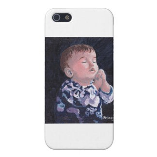 Ruegue al bebé iPhone 5 carcasa