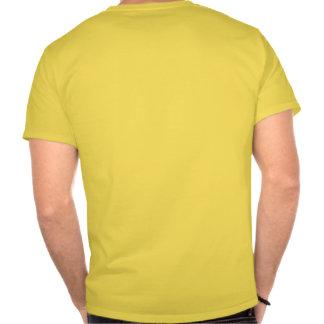 Rugido al diseño para hombre de la camisa de la ba