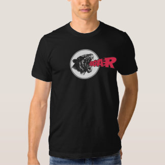 ¡RUGIDO! - Camisa del tigre del rugido para los