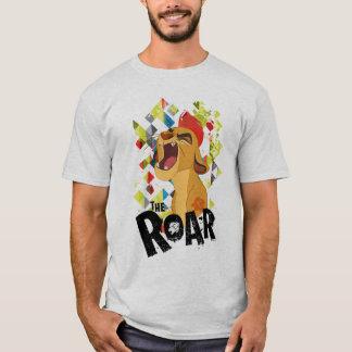 Rugido del guardia el | Kion del león Camiseta
