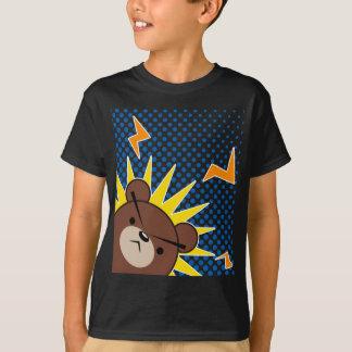 Rugido gruñón del oso camiseta