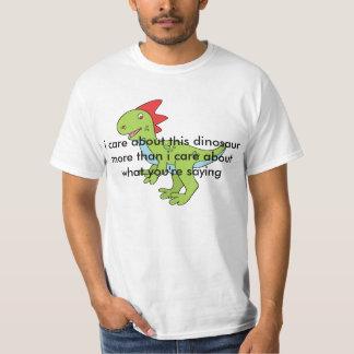 RUGIDO no estoy escuchando lo que usted está Camiseta