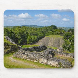 Ruina maya de Xunantunich en Belice Alfombrilla De Ratón