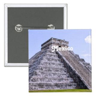 Ruinas de México Pin