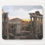 Ruinas romanas de Mousepad Tapetes De Ratón