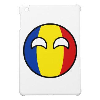 Rumania Geeky que tiende divertida Countryball