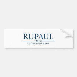 RuPaul 2012 Pegatina Para Coche