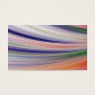 Rushable alinea la tarjeta de visita del fractal