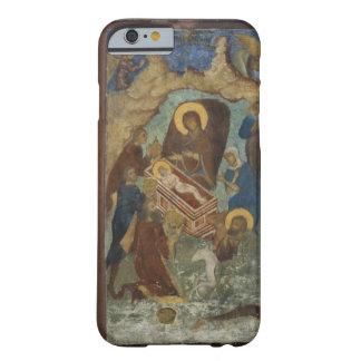 Rusia, Yaroslavl, fresco en la catedral de St. 2 Funda De iPhone 6 Barely There