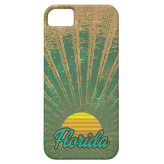 Rusti, la Florida soleada Funda Para iPhone SE/5/5s