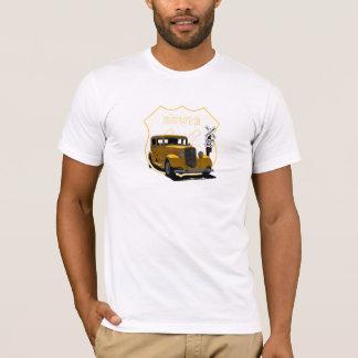 Ruta 1934 de Plymouth 66 Camiseta