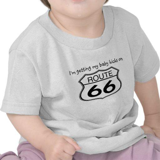 Ruta 66 - Camiseta infantil