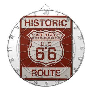 Ruta 66 de Cartago Diana