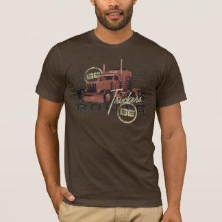 Ruta 66 de los camioneros camiseta