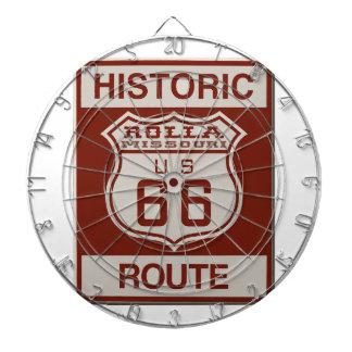 Ruta 66 de Rolla Diana
