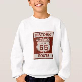 Ruta 66 de Rolla Sudadera