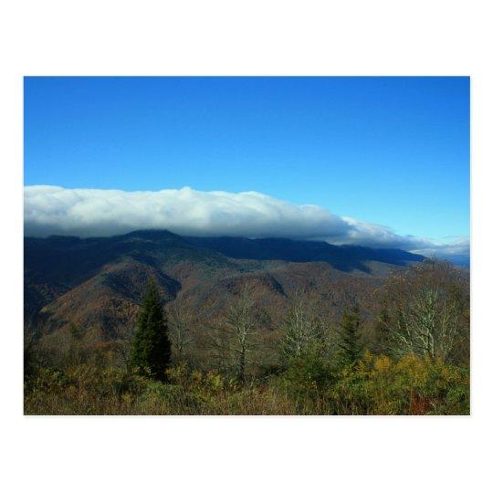 Ruta verde azul de Ridge Postal