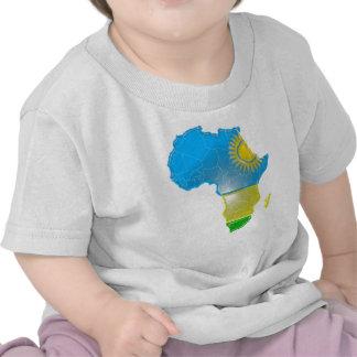 Rwanda Camisetas