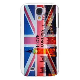 S3 I LOVE LONDRES FUNDA PARA SAMSUNG GALAXY S4