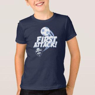 S4KA primero atacan la camiseta