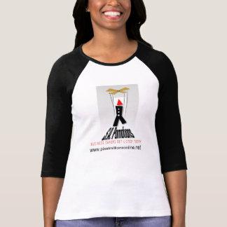 S.A. Promociones - camiseta del raglán de Bella de
