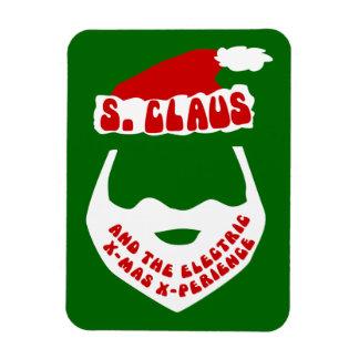 S. Claus y Navidad eléctrica X-Perience Imanes