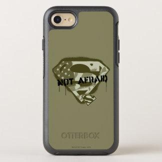 S-Escudo el | del superhombre no asustado - Funda OtterBox Symmetry Para iPhone 8/7