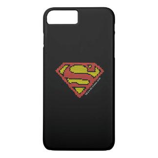 S-Escudo Lite-Brite Funda Para iPhone 8 Plus/7 Plus