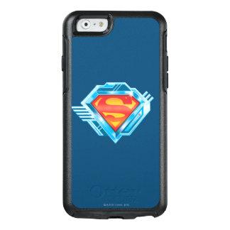 S-Escudo logotipo rojo y azul del | del Funda Otterbox Para iPhone 6/6s