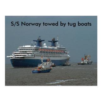 S/S Noruega Postales