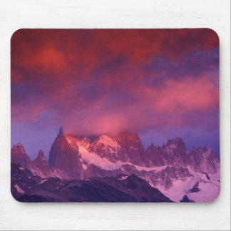 SA, la Argentina, parque nacional del Los Glaciare Alfombrilla De Ratones