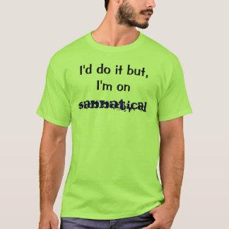 Sabático Camiseta