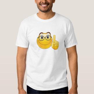 Saber-él-todo smiley camisas
