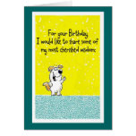 Sabiduría del cumpleaños