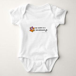 sabueso body para bebé