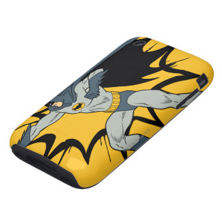 Sacador de Batman iPhone 3 Tough Coberturas
