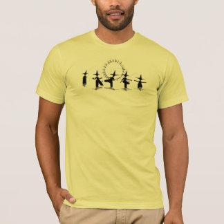 ¿Saco cualquier persona de Hacky? Camiseta