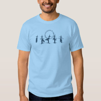 Saco de Hacky - azul Camisetas