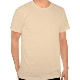 Saco de la patata del vintage camiseta