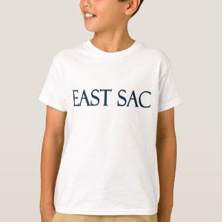 Saco del este básico camiseta