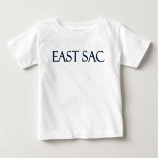 Saco del este básico camiseta para bebé