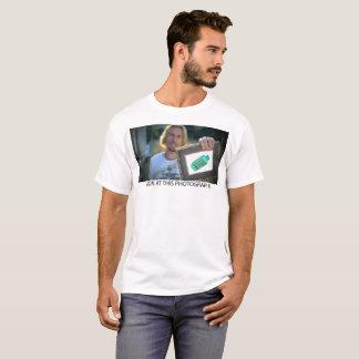 saco del níquel camiseta