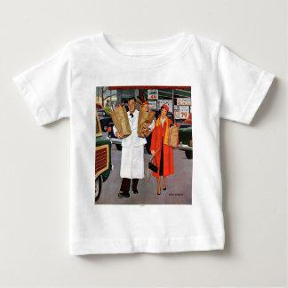 Saco por completo de problema camiseta de bebé