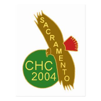 Sacramento 2004 postal