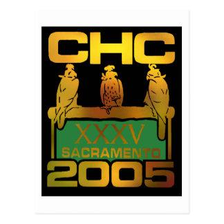 Sacramento 2005 postal