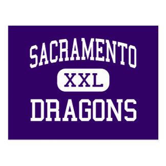 Sacramento - dragones - alta - Sacramento Postales