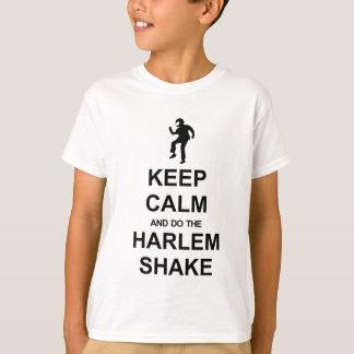 Sacudida de Harlem Camisetas