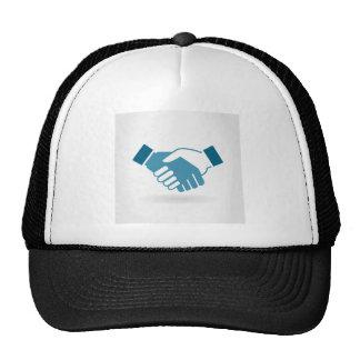 Sacudida de la mano gorras