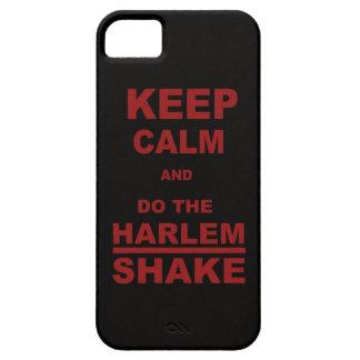 Sacudida Harlem 5 Carcasas iPhone 5 Carcasa